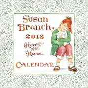 Tf Publishing 2018 Susan Branch Mini Wall Calendar (18-2033)