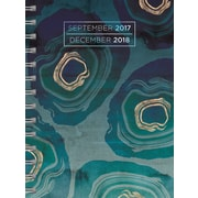 Tf Publishing 2018 Geodes Medium Weekly Monthly Planner (18-9221)
