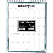 Tf Publishing 2018 Framed Monthly Wall Calendar (18-6235)