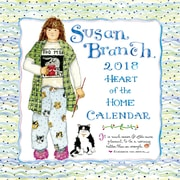 Tf Publishing 2018 Susan Branch Heart Of The Home Wall Calendar (18-1033)