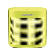 Bose SoundLink Color II Wireless Bluetooth Speaker, Neon Yellow (752195-0800)