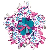 Melissa & Doug Created by Me! Flower Fleece Pillow, Ages 3+ (30611)