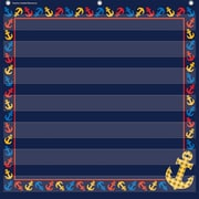 Teacher Created Resources 7 Pocket Pocket Chart, Anchors (TCR20781)