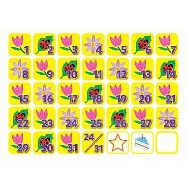 Creative Teaching Press May Seasonal Calendar Days, 36/Pack (CTP6129)