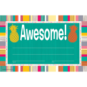 Teacher Created Resources Tropical Punch Awesome Awards, 150/Set (TCR2148)