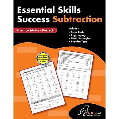 Essential Skills Success, Subtraction Workbook (CTP8202)