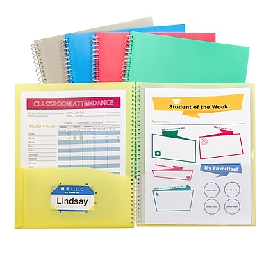C-Line® Clipboard Folder for 8 1/2