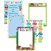 Creative Teaching Press Woodland Friends Classroom Essentials Chart, 5 Pack (CTP5647)