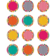 Teacher Created Resources Tropical Punch Mini Accents, 36/Pack (TCR2671)