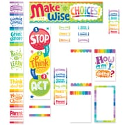 Creative Teaching Press Painted Palette Behavior Clip Chart & Desktop Clip Chart (CTP8937)