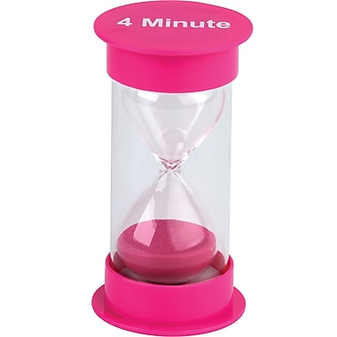 Teacher Created Resources 4 Minute Sand Timer - Medium (TCR20760)