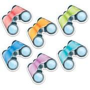 """Creative Teaching Press 6"""" Designer Cut-Outs, Safari Friends Binoculars (CTP3279)"""