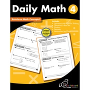 Daily Math Workbook, Grade 4 (CTP8190)