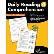Daily Reading Comprehension Workbook, Grade 4 (CTP8184)