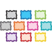 Teacher Created Resources Polka Dots Blank Cards Mini Accents, 36/Pack (TCR3098)
