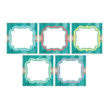 Teacher Created Resources Shabby Chic Large Accents, 30/Pack (TCR77196)