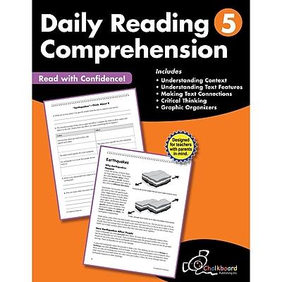 Daily Reading Comprehension Workbook, Grade 5 (CTP8185)
