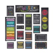 Creative Teaching Press Behavior Clip Chart Mini-Bulletin Board (Chalk), 21/Set (CTP6960)