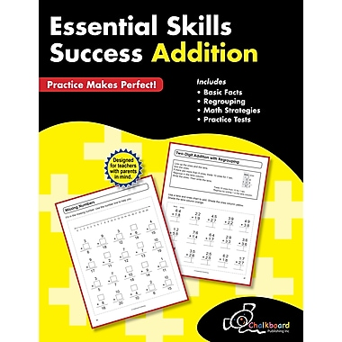 Essential Skills Success, Addition Workbook (CTP8201)