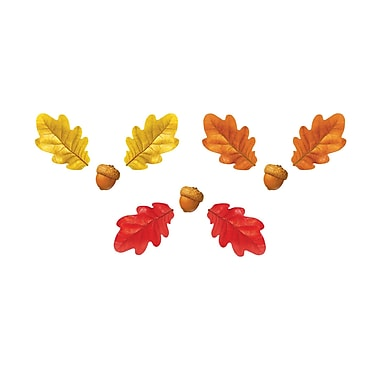 Trend Fall Oak Leaves & Acorns Classic Accents® Var. Pack, 108/Pack (T-10654)