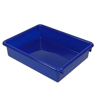 Romanoff Plastic Stowaway® Letter Tray, 3