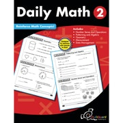 Daily Math Workbook, Grade 2 (CTP8188)