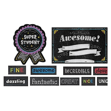 Creative Teaching Press Chalk It Up! Awards & Incentives Pack, 141/set (CTP8918)
