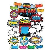 Teacher Created Resources Superhero Bulletin Board Set, 52/Set (TCR5568)