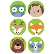 "Creative Teaching Press 3"" Designer Cut-Outs, Woodland Friends (CTP8082)"