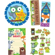 Creative Teaching Press Woodland Friends Awards and Incentives (CTP8921)
