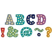 """Teacher Created Resources 2"""" Magnetic Letters, Marquee Bold Block (TCR77300)"""