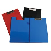 C-Line® Binder Pocket w/ Hook & Loop Closure, Letter Size, Assorted Colors, Bundle of 18 (CLI58730)