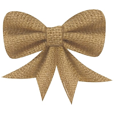 Teacher Created Resources Shabby Chic Bows, 20/Pack (TCR77172)