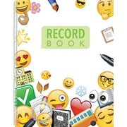 Creative Teaching Press Emoji Fun Record Book, bundle of 3 (CTP2036)