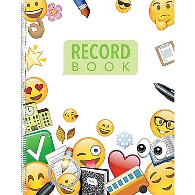 Creative Teaching Press Emoji Fun Record Book, bundle of 3 (CTP2036)