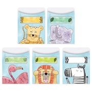 Creative Teaching Press Safari Friends Library Pockets-Standard, 105/Set (CTP7244)