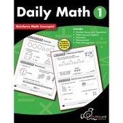 Daily Math Workbook, Grade 1 (CTP8187)