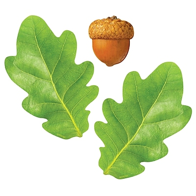 Trend Oak Leaves & Acorns Classic Accents®, 108/Pack (T-10097)