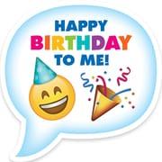 Creative Teaching Press Emoji Fun Birthday Badge (CTP4237)