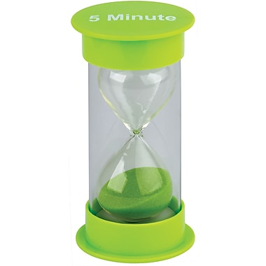 Teacher Created Resources 5 Minute Medium Sand Timer (TCR20761)