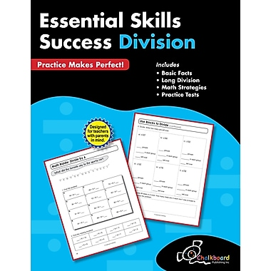 Essential Skills Success, Division Workbook (CTP8204)