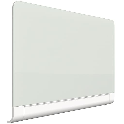 Quartet Horizon Glass Dry-Erase Whiteboard, 4' x 7' (G8548HT)