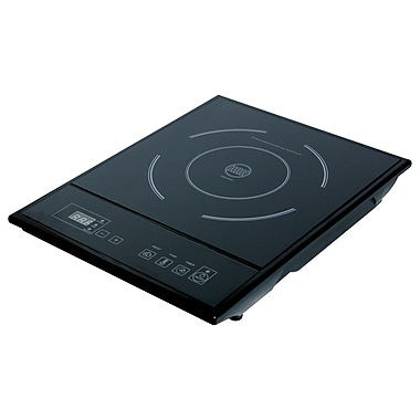 Total Chef Single Induction Cooktop Black (TCIS11BNG)