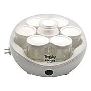 Total Chef Yogurt Maker 7 (150 ml) Jars White (TCYM07)
