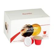 Barsetto Espresso Pods 100 Pack Intensiva (BARSCAP100-INT)