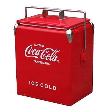 Coca-Cola Vintage Ice Chest 13 Liter Retro Vintage (CCVIC-13)