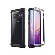 i-Blason Ares Black Rugged Case for Samsung Galaxy S10 (Galaxy-S10-Ares-SP-Black)