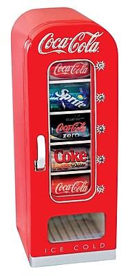 Coca-Cola Retro Vending Fridge 10 Can (CVF18)