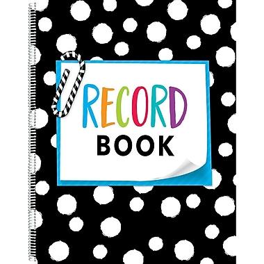 Creative Teaching Press Bold & Bright Record Book, bundle of 3 (CTP2093)