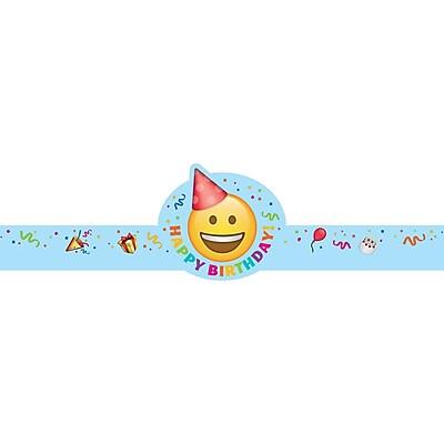 Creative Teaching Press® Emoji Happy Birthday Crowns (CTP2565)